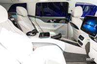 4人乗りのショーファードリブンSUV「メルセデス・マイバッハ GLS 600 4MATIC」が2729万円でデビュー - Mercedes_MAYBACH_GLS_20210702_12