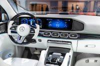 4人乗りのショーファードリブンSUV「メルセデス・マイバッハ GLS 600 4MATIC」が2729万円でデビュー - Mercedes_MAYBACH_GLS_20210702_8