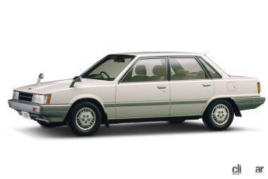 1982年発売の初代カムリ