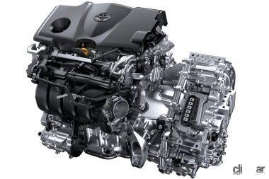 2.5L ダイナミックフォースエンジン+モーター