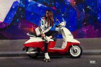バイクの歴史120年以上のプジョーから新型スクーター、ネオレトロスタイルの「ジャンゴ」に2021年後期モデル登場! - 2021_pugeot_django02