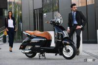バイクの歴史120年以上のプジョーから新型スクーター、ネオレトロスタイルの「ジャンゴ」に2021年後期モデル登場! - 2021_pugeot_django03