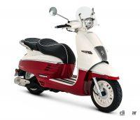 バイクの歴史120年以上のプジョーから新型スクーター、ネオレトロスタイルの「ジャンゴ」に2021年後期モデル登場! - 2021_pugeot_django04