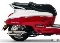 バイクの歴史120年以上のプジョーから新型スクーター、ネオレトロスタイルの「ジャンゴ」に2021年後期モデル登場! - 2021_pugeot_django05