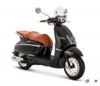バイクの歴史120年以上のプジョーから新型スクーター、ネオレトロスタイルの「ジャンゴ」に2021年後期モデル登場! - 2021_pugeot_django06