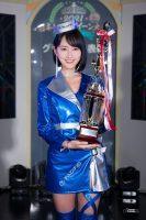 新人部門グランプリはpacific fairiesの川瀬もえさんに決定!【日本レースクイーン大賞2021】 - 2021rq_rookie_006