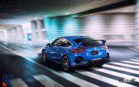 気になるパワートレインは? ホンダ シビックタイプR次期型、デザイン大予想! - Honda Civic Type R_001