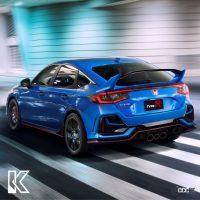 気になるパワートレインは? ホンダ シビックタイプR次期型、デザイン大予想! - Honda Civic Type R_002