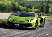 アヴェンタドールのSイオタか…7月7日ランボルギーニ最強のV12登場へ! - Lamborghini-Aventador_SVJ-2019-1280-0d