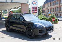 ポルシェ カイエン改良型、最新世代インフォテイメントディスプレイをさらに大型化へ! - Porsche Cayenne Facelift 9