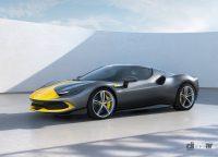 フェラーリ新型「296 GTB」、早くも「スパイダー」を開発中の噂! デザインを予想 - Ferrari-296_GTB-2022-1280-07