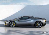 フェラーリ新型「296 GTB」、早くも「スパイダー」を開発中の噂! デザインを予想 - Ferrari-296_GTB-2022-1280-08