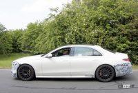 もうV12は必要なし!? メルセデスAMGの電動スポーツセダン「S63e/S73e」、V8で最大800馬力 - Mercedes AMG S63e 10'
