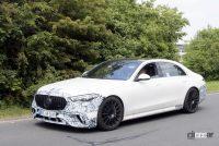 もうV12は必要なし!? メルセデスAMGの電動スポーツセダン「S63e/S73e」、V8で最大800馬力 - Mercedes AMG S63e 7'