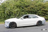 もうV12は必要なし!? メルセデスAMGの電動スポーツセダン「S63e/S73e」、V8で最大800馬力 - Mercedes AMG S63e 8'