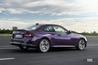 FRにこだわった新型モデル。BMW 2シリーズ クーペ、ついにワールドプレミア! - 2022-BMW-2-Series-Coupe-M240i-230i-13