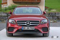 メルセデス・ベンツ謎のプロトタイプは、Eクラス次世代型?それともAMG GT4ドアクーペ? - Mercedes E Class mule 1