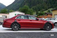メルセデス・ベンツ謎のプロトタイプは、Eクラス次世代型?それともAMG GT4ドアクーペ? - Mercedes E Class mule 4