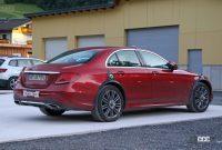 メルセデス・ベンツ謎のプロトタイプは、Eクラス次世代型?それともAMG GT4ドアクーペ? - Mercedes E Class mule 5