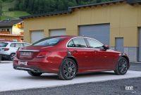 メルセデス・ベンツ謎のプロトタイプは、Eクラス次世代型?それともAMG GT4ドアクーペ? - Mercedes E Class mule 6