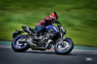 自由度MAXのピュアスポーツ!ヤマハMT-07 ABSは「バイクらしさ」を体で感じるハンドリングマシン - '21YamahaMT-0223