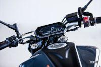 自由度MAXのピュアスポーツ!ヤマハMT-07 ABSは「バイクらしさ」を体で感じるハンドリングマシン - '21YamahaMT-1023