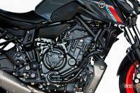 自由度MAXのピュアスポーツ!ヤマハMT-07 ABSは「バイクらしさ」を体で感じるハンドリングマシン - '21YamahaMT-1030