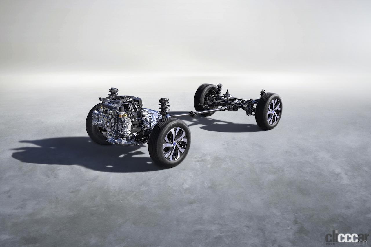 「スバルのAWDが登場から49年目で累計生産台数が2000万台を突破」の1枚目の画像