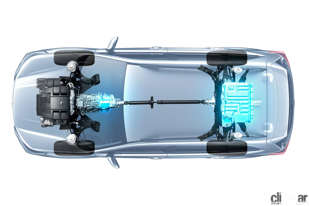 「スバルのAWDが登場から49年目で累計生産台数が2000万台を突破」の2枚目の画像