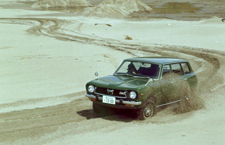 「スバルのAWDが登場から49年目で累計生産台数が2000万台を突破」の4枚目の画像