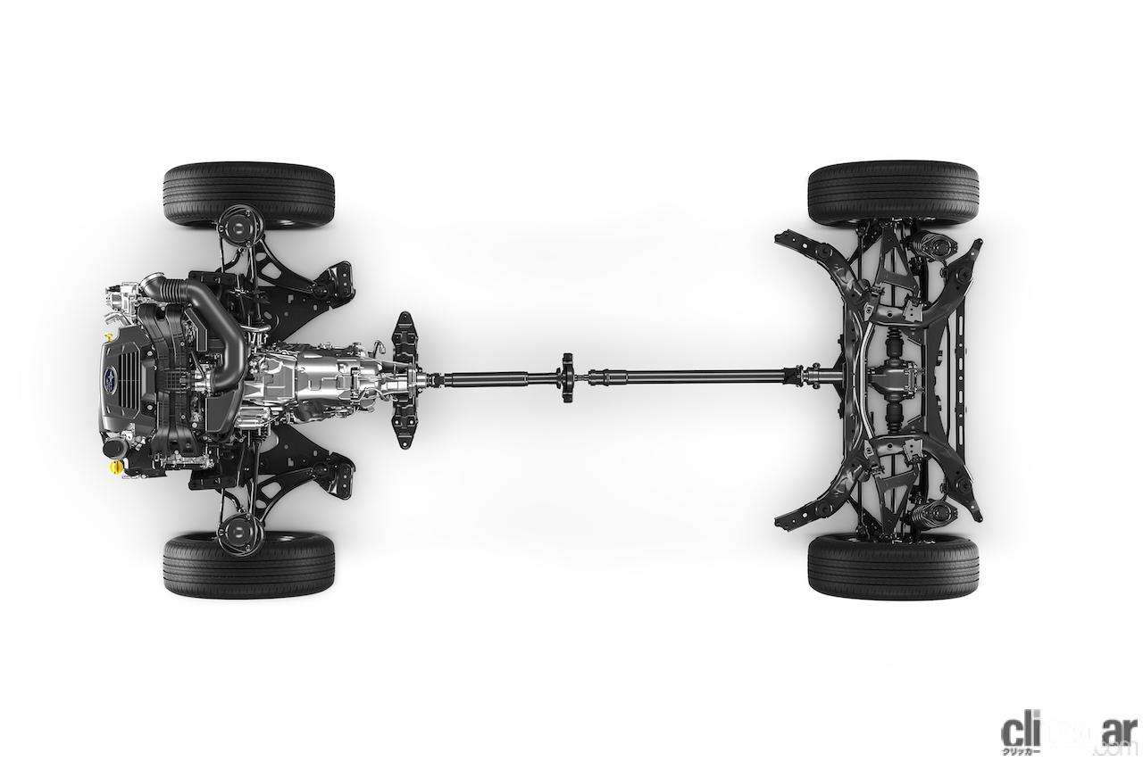 「スバルのAWDが登場から49年目で累計生産台数が2000万台を突破」の6枚目の画像