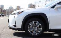 レクサス初のBEV「UX300e」を清水和夫がチェック!トヨタはBEV開発で遅れてるわけじゃない! - KazuoShimizu_lexus_ux300e_14
