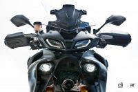 何キロでも走れる超快適仕様! ヤマハTRACER9 GT ABSは電子制御の恩恵をフルに体感できる高性能スポーツツアラー - '21YamahaMT-1093