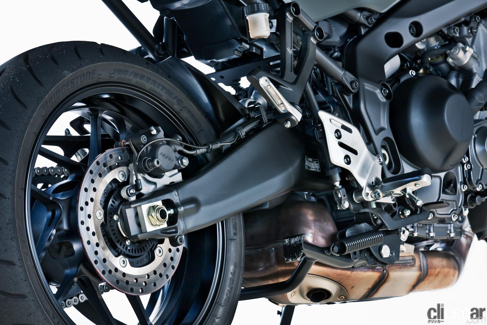「何キロでも走れる超快適仕様! ヤマハTRACER9 GT ABSは電子制御の恩恵をフルに体感できる高性能スポーツツアラー」の11枚目の画像