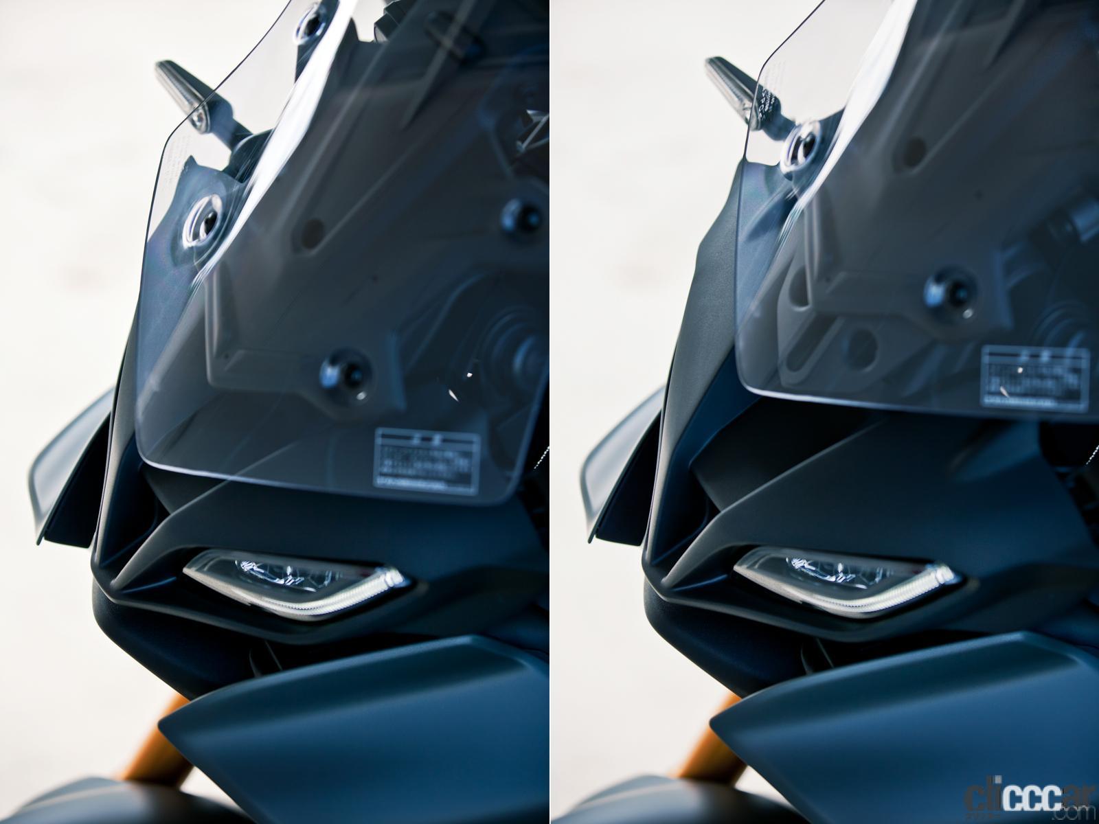 「何キロでも走れる超快適仕様! ヤマハTRACER9 GT ABSは電子制御の恩恵をフルに体感できる高性能スポーツツアラー」の14枚目の画像