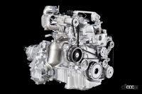 スパーチャージャー付直噴ミラーサイクル3気筒1.2Lエンジン