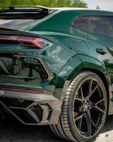 独・マンソリーのランボルギーニ ウルス 最新ボディキットは、攻撃的トリプルエキゾーストパイプ装着! - Lamborghini-Urus-Mansory-7