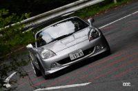 「BRIGヒルクライムチャレンジシリーズ」がついに県道を使用して開催! - NB#40 CARRELL MR-S BRIG