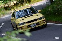 「BRIGヒルクライムチャレンジシリーズ」がついに県道を使用して開催! - NC#55 BRIG Y MAX 馬なりインプレッサ