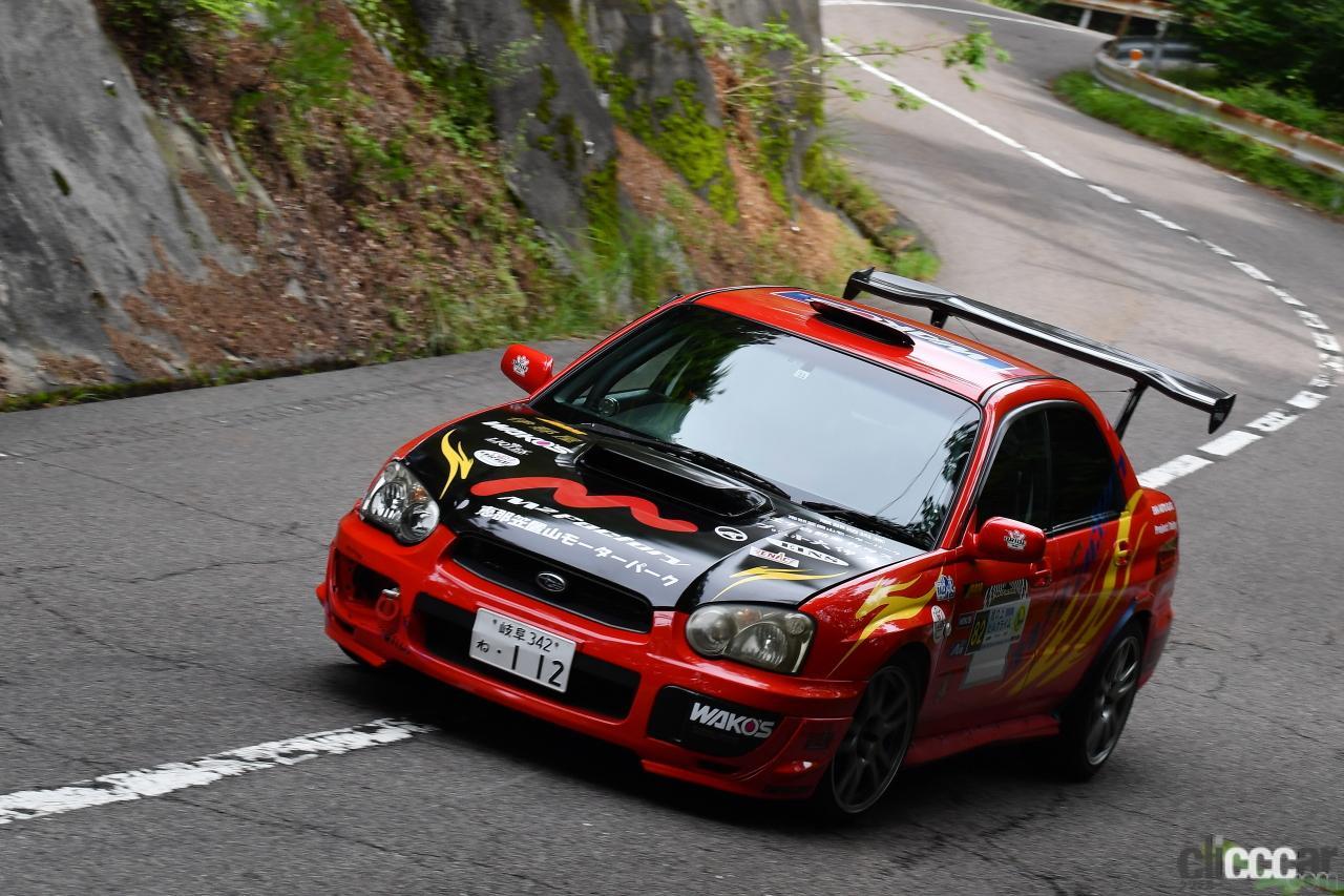 「「BRIGヒルクライムチャレンジシリーズ」がついに県道を使用して開催!」の12枚目の画像