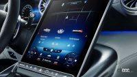 メルセデスAMG SL、新型モデルの内部を先行公開!2+2レイアウトに - 2022-mercedes-amg-sl-interior-2