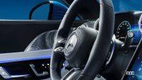 メルセデスAMG SL、新型モデルの内部を先行公開!2+2レイアウトに - 2022-mercedes-amg-sl-interior-3