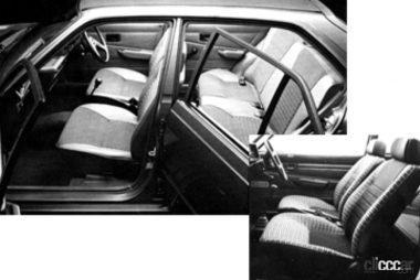 1979年発売の2代目シビック(Interior)