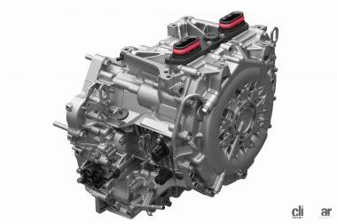 2018年発売のクラリティPHEV(Hybrid System)