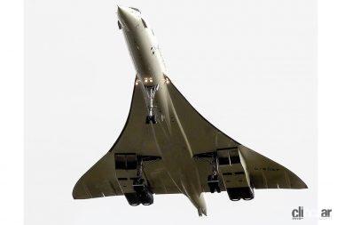 超音速旅客機コンコルド (C)Creative Commons