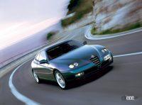 今度はEV4ドアセダンだ! アルファロメオGTVが復活!? - Alfa_Romeo-GTV-2003-1280-01