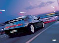今度はEV4ドアセダンだ! アルファロメオGTVが復活!? - Alfa_Romeo-GTV-2003-1280-05
