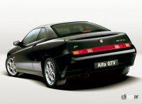 今度はEV4ドアセダンだ! アルファロメオGTVが復活!? - Alfa_Romeo-GTV-2003-1280-06