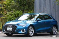 アウディらしいスポーティなフットワークを味わえる新型A3の走り - Audi_A3_20210715_1