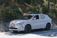 ルノー カジャー次期型をキャッチ! PHEVやフルEVも設定へ - Renault Kadjar 3